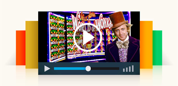Super Big Win! Willy Wonka Slot Machine! Our
