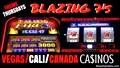 Blazing 7's Slot Machine Theme Thursdays Live Play