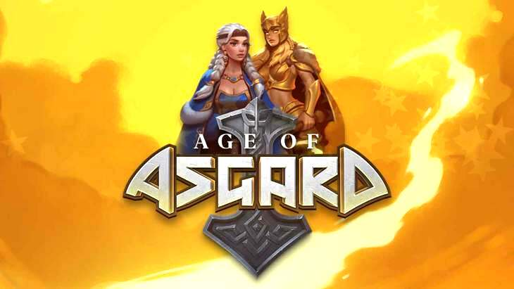 Age of Asgard Slot Machine