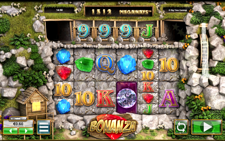 Bonanza Slot Sites