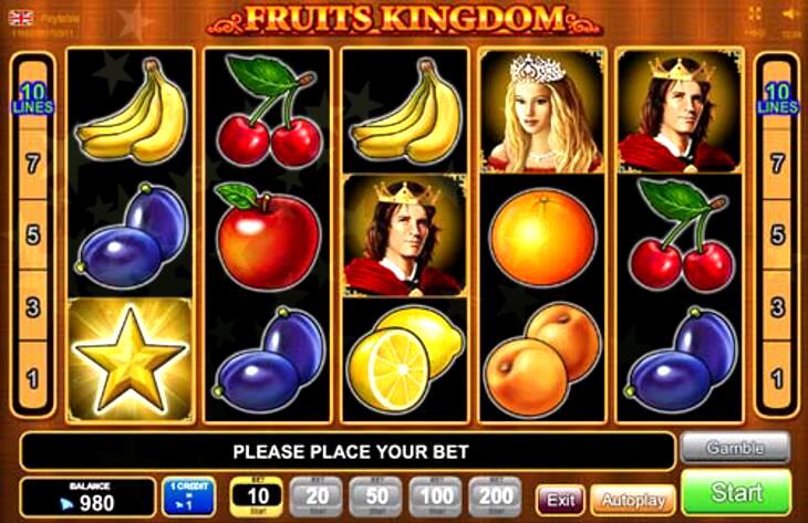 Fruit Slots Casino