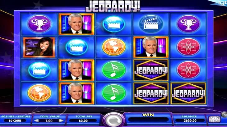 Jeopardy Free Slots No Download