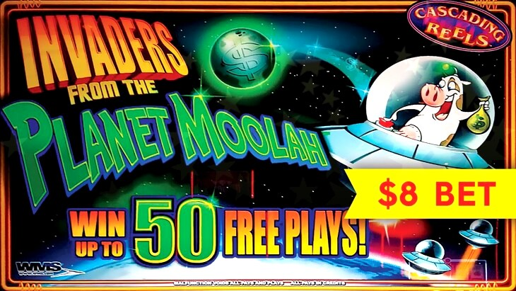 Play Planet Moolah Online Free