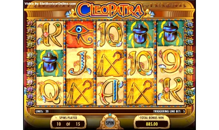 Play Cleopatra Free Online