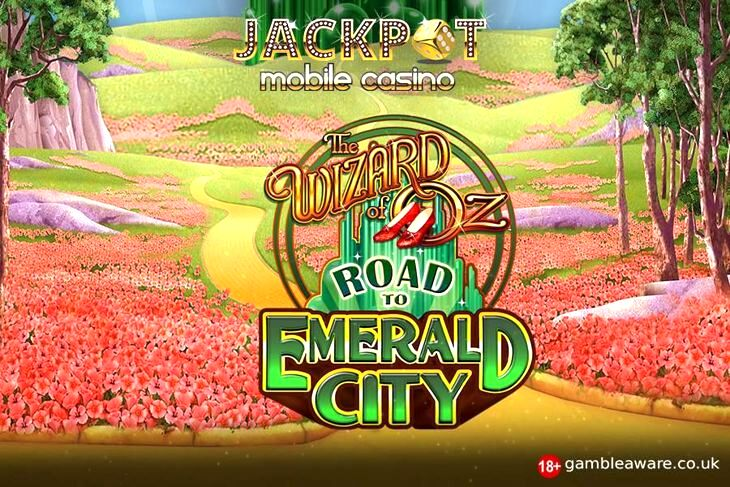 Road to Emerald City Slots